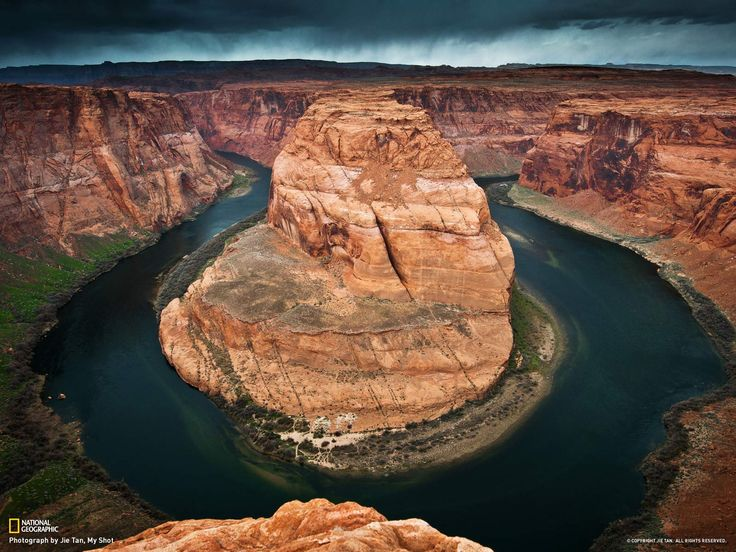 Desktop Images of Horseshoe Bend: 23/05/2016 by Kizzy Rainey