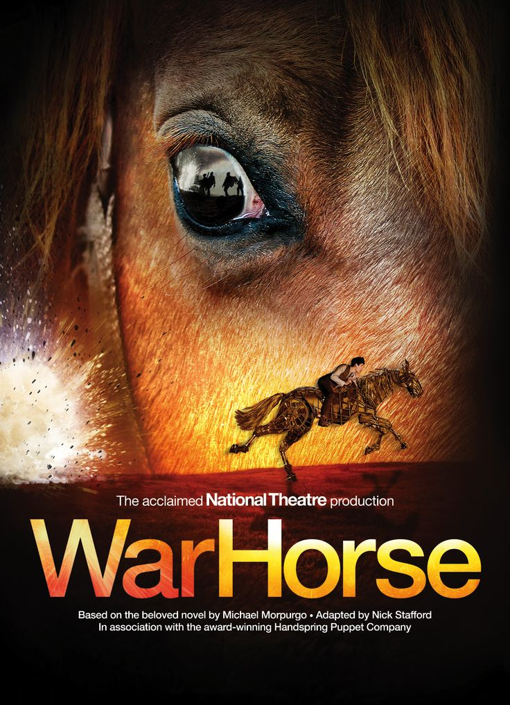 The beautiful poster for War Horse