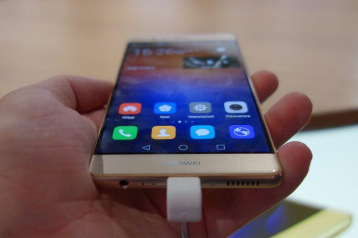 Primeras impresiones del Huawei P9 Plus.