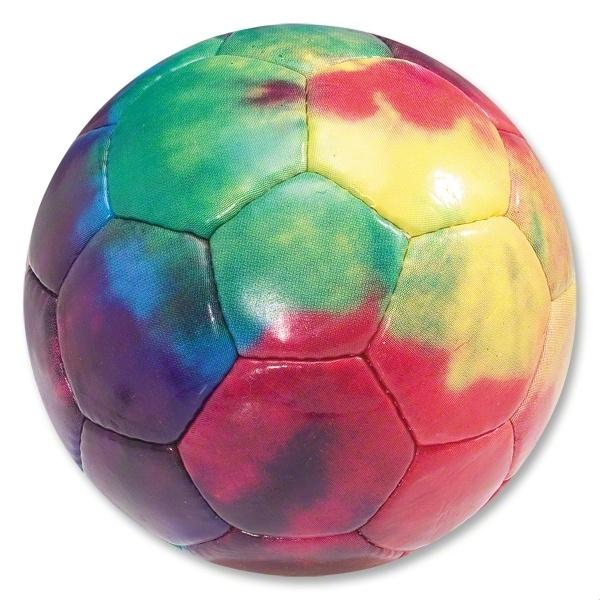 Tie-Dye Soccer Ball