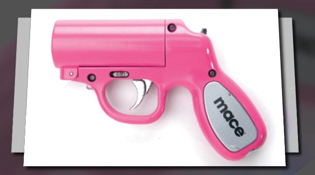 This Video Feature the best self defense devices that can be used to keep women safe. It features the Mace Pepper Gun, Lipstick Pepper Spray and Lipstick Stun Gun. Also, it features the Mace Pink Pepper Spray for women.  www.absolutesecuritystore.com  Repin
