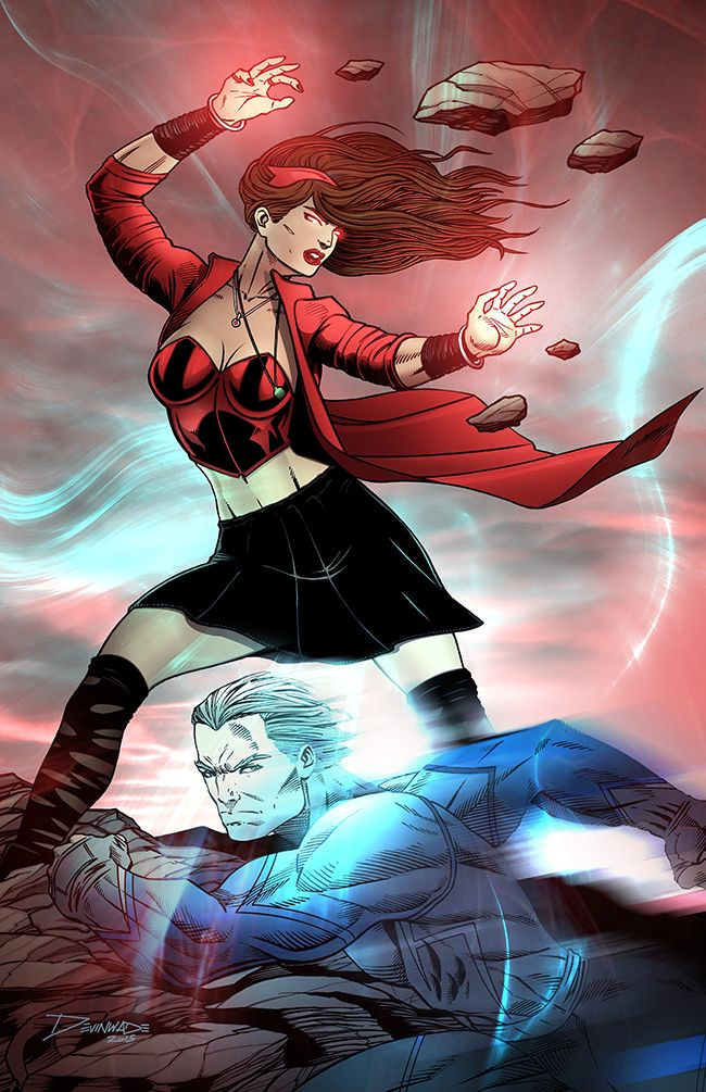 Quicksilver And Scarlet Witch Lovers 17 Best images about T...