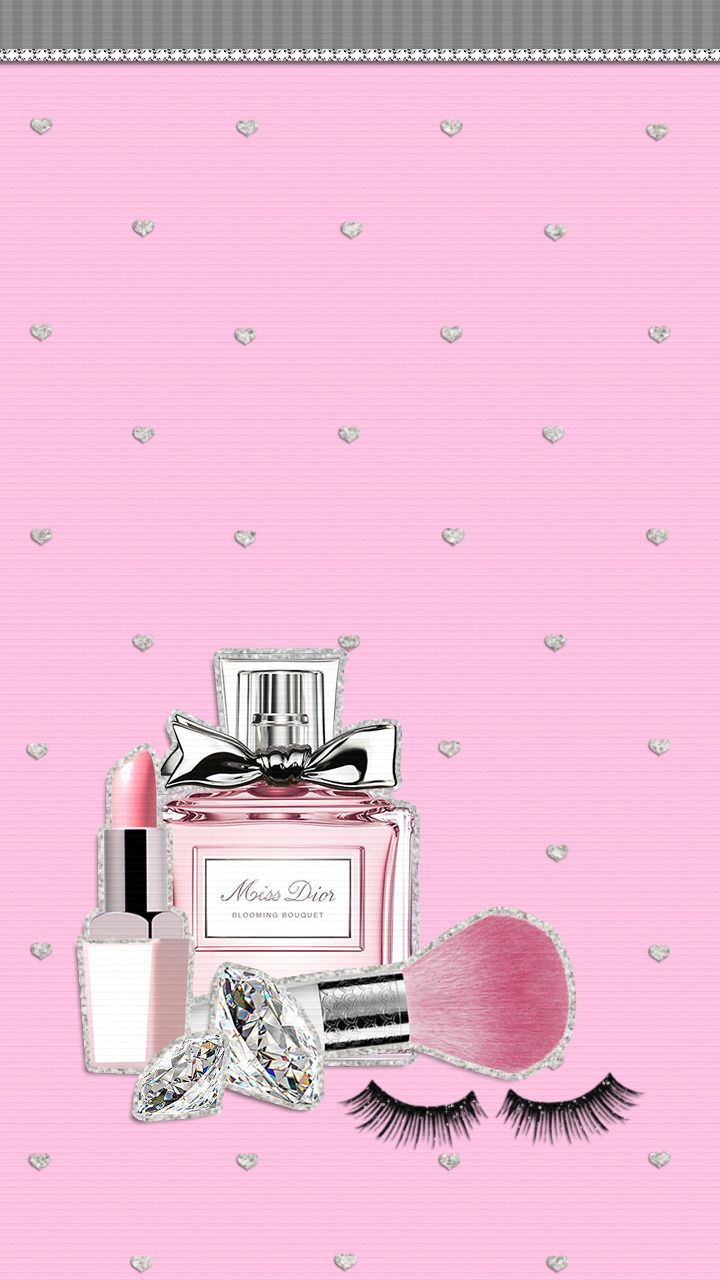 WALLPAPERS — Pink wallpapers Makeup Walls in 2019