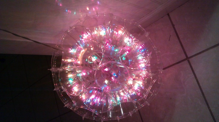 Dixie Cup Light Ball Things I Ve Done Pinterest