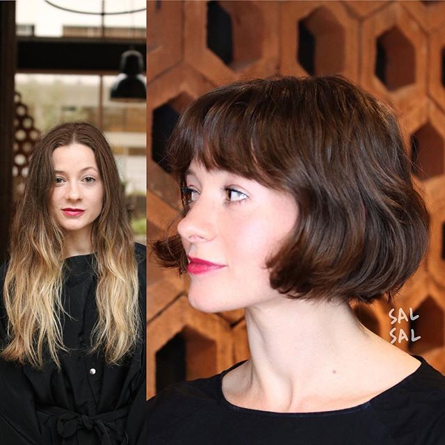 Pin On Hairstyles With Bangs