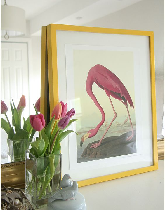 an Ikea frame hack, inspired by Sarah Richardson — Lindsay Stephenson