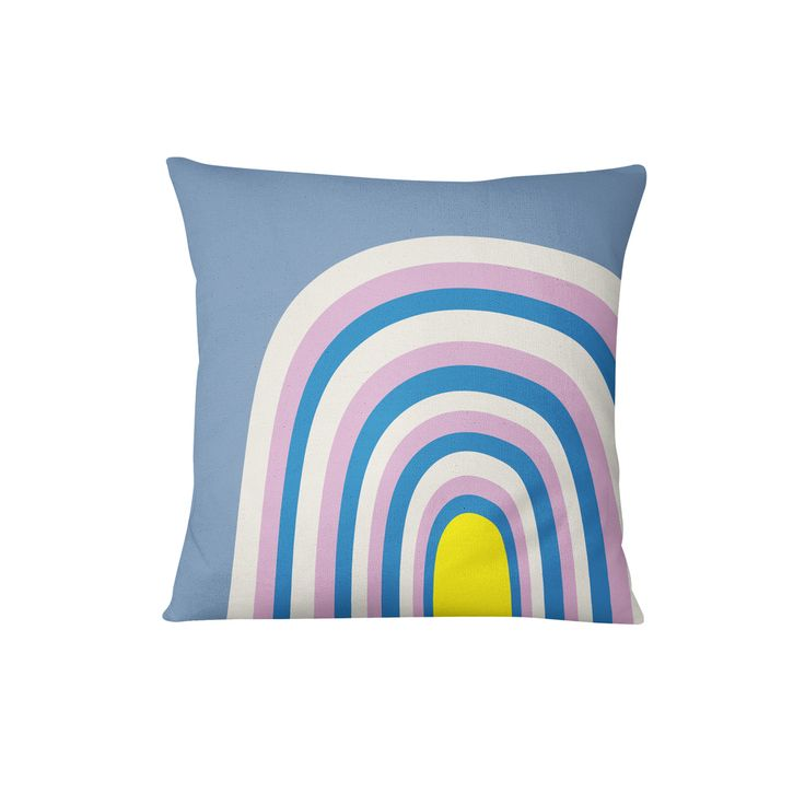 100% cotton twill cushion with a double sided print and concealed zip. Our…