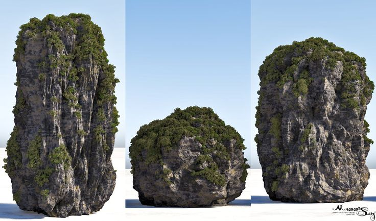 "ArtStation - ""cliffs concept© "", massimo verona"