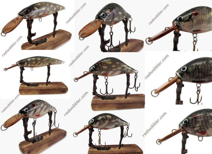New handmade Realwobbler Lures with pike fish skin coming soon! http://www.realwobbler.com/en/   #fishing #angling #skinlure #customlures #handmadelures #woodenlures #fishinglures #crankbaits #swimbaits #angeln   #holzwobbler #wobbler #spinnfischen #kunstköder #señuelos #pesca   #спиннинг #рибалка    #воблер #риболов #примамки