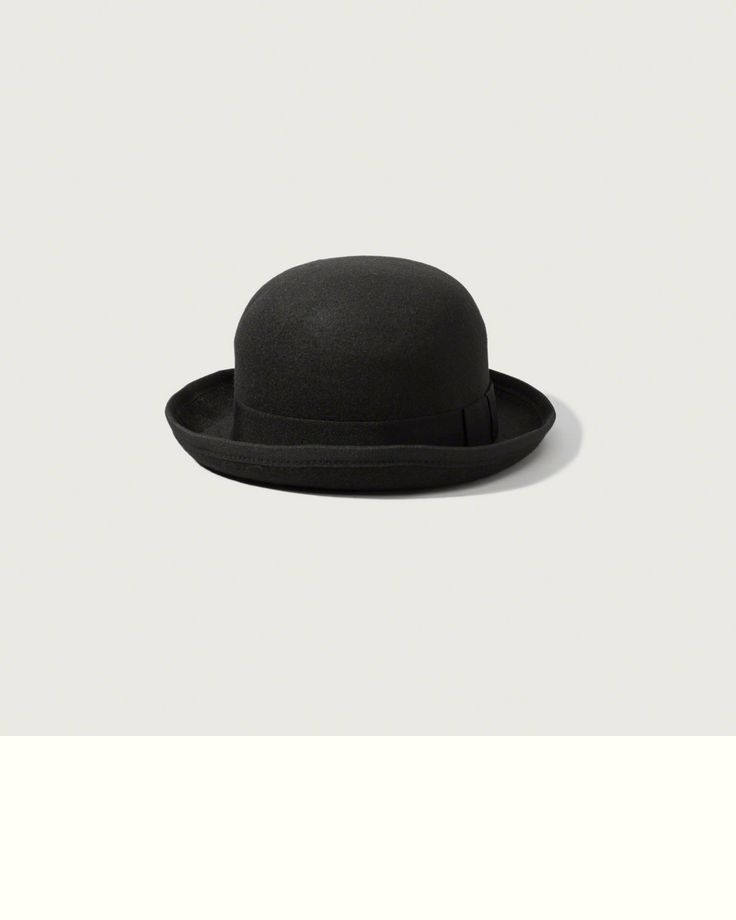 Womens Classic Bowler Hat | Womens Accessories | Abercrombie.com