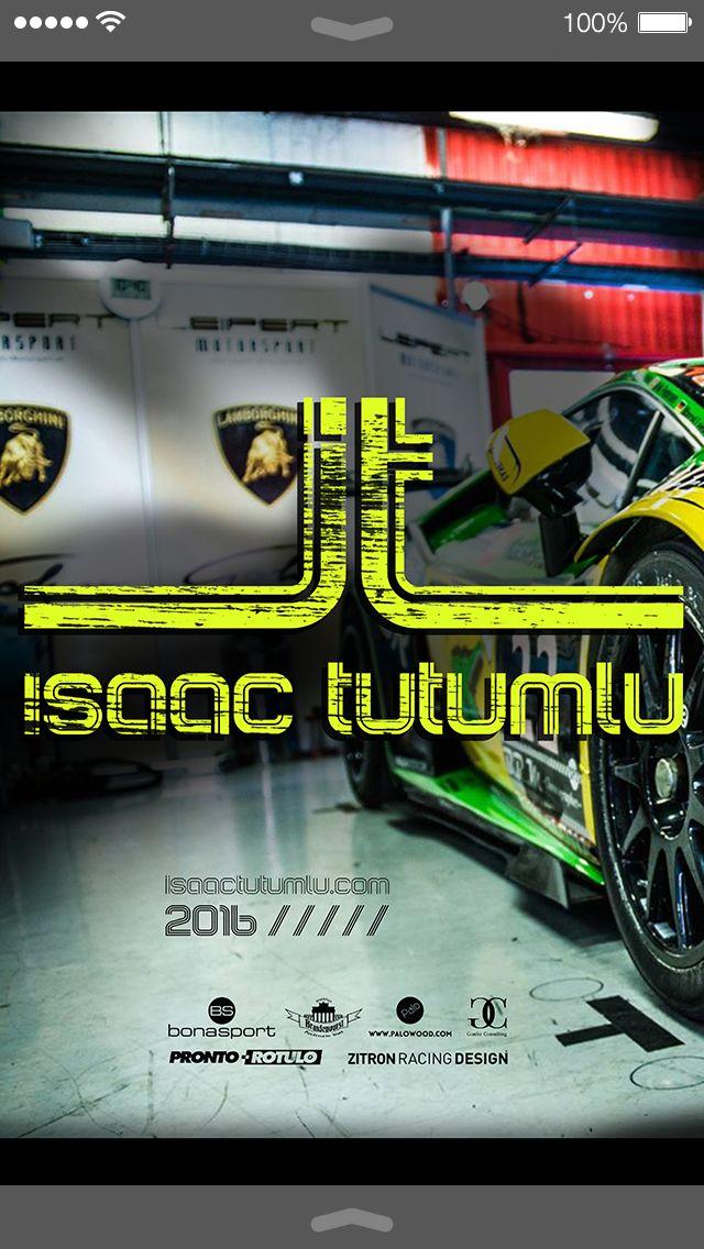 NOVA IMAGEM /// ISAAC TUTUMLU /// 2016 NEW IMAGE /// ISAAC TUTUMLU /// 2016  //////////////////////////////////////////////////  ISAAC TUTUMLU Facebook: www.facebook.com/Isaac.Tutumlu Web Site: www.isaactutumlu.com Twitter: www.twitter.com/isaactutumlu  //////////////////////////////////////////////////  ZITRON RACING DESIGN Facebook: www.facebook.com/zitronracingdesign Web Site: www.zitron.net/zitronracingdesign Blog: www.zitronracingdesign.blogspot.pt www.zitron.net