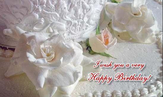 lovely birthday card ..