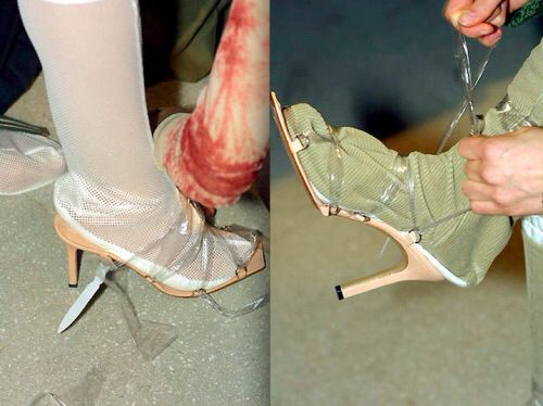 shoes at lutz huelle fw 01