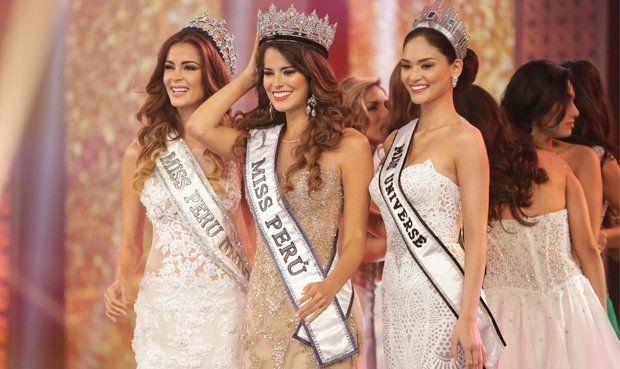 Valeria Piazza es la flamante Miss Perú Universo 2016