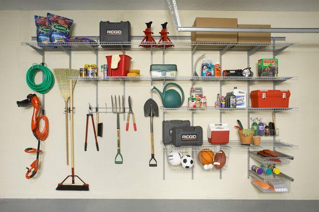 ClosetMaid® Garage Accessories