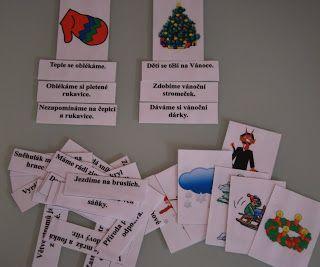 Školní hrátky: Roční období, 36 obrázkových karet