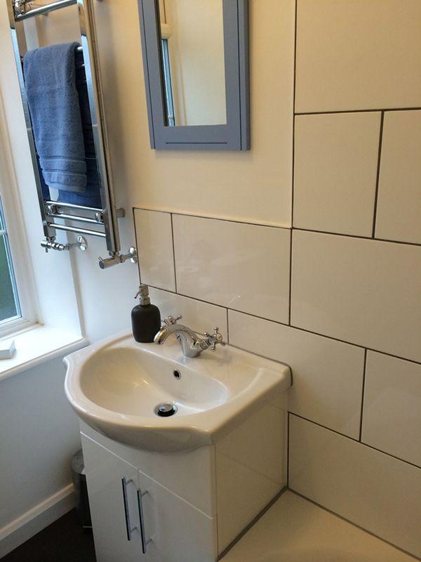Floor Mounted Vanity Unit For A Bathroom Installation In Leeds By UK  Bathroom Guru.