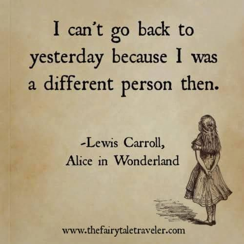 a psychoanalysis of lewis carrolls alice in wonderland The classic story alice in wonderland contains some hidden truths about  lewis  carroll's popular tales contain some hidden truths about the human  not just  freudian psychology and analysis, but modern neuroscience.