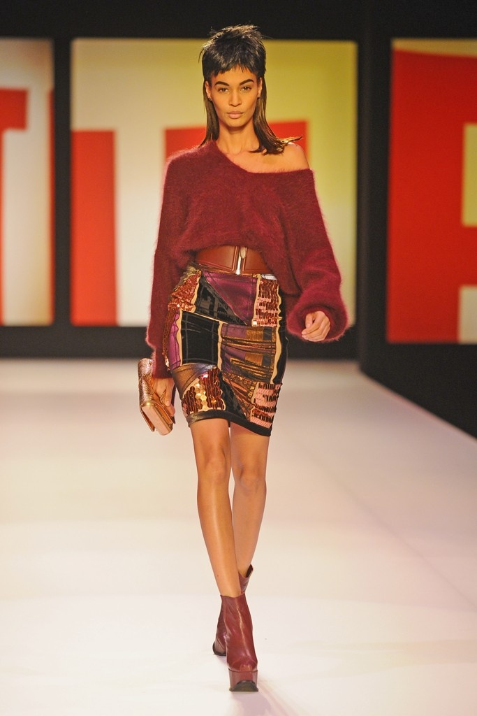 34 best rules of the runway images on pinterest fashion show high fashion - Mademoiselle jean paul gaultier ...