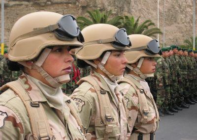 Personal femenino del Ejército celebró su Trigésimo Séptimo Aniversario del Servicio Femenino Militar y la integración de la mujer al Ejército de Chile.