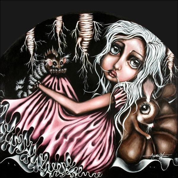 DiDi's Hideout - angelina wrona