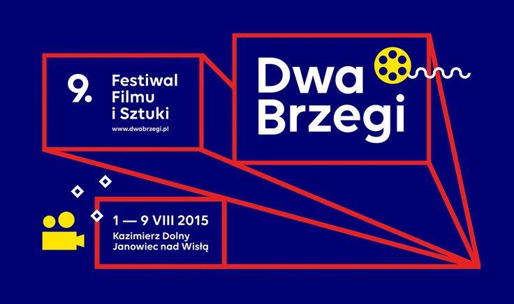 Dwa Brzegi - 9th Film and Art Festival on Behance