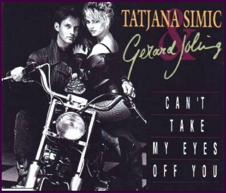 Can't Take My Eyes Off You  |  Tatjana Simic & Gerard Joling