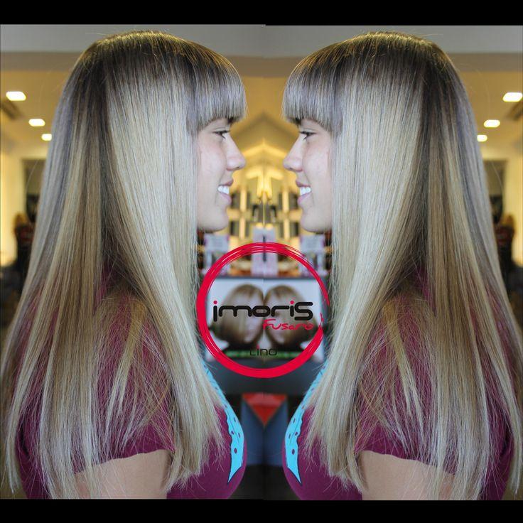 """Ritorna tra le #tendenze dell' """"#HairCollection A/I 2015/16"""" la #FRANGIA, perfetta in tutte le lunghezze,#chic e #sofisticata, #sensuale ed in grado di sottolineare lo #sguardo.  Imoris Fusaro segue le nuove tendenze!  #hairstyle #hairstudios #hairdresser #cut #hair #love #cool #fashion #style #parrucchiere #parrucchieri #napoli #bacoli #montediprocida #pozzuoli #moda #autunno #inverno #moda #mood"""