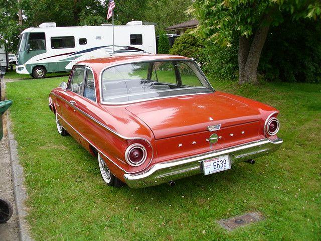 1961 Falcon Coupe In 2020 Coupe Ford Falcon Falcon