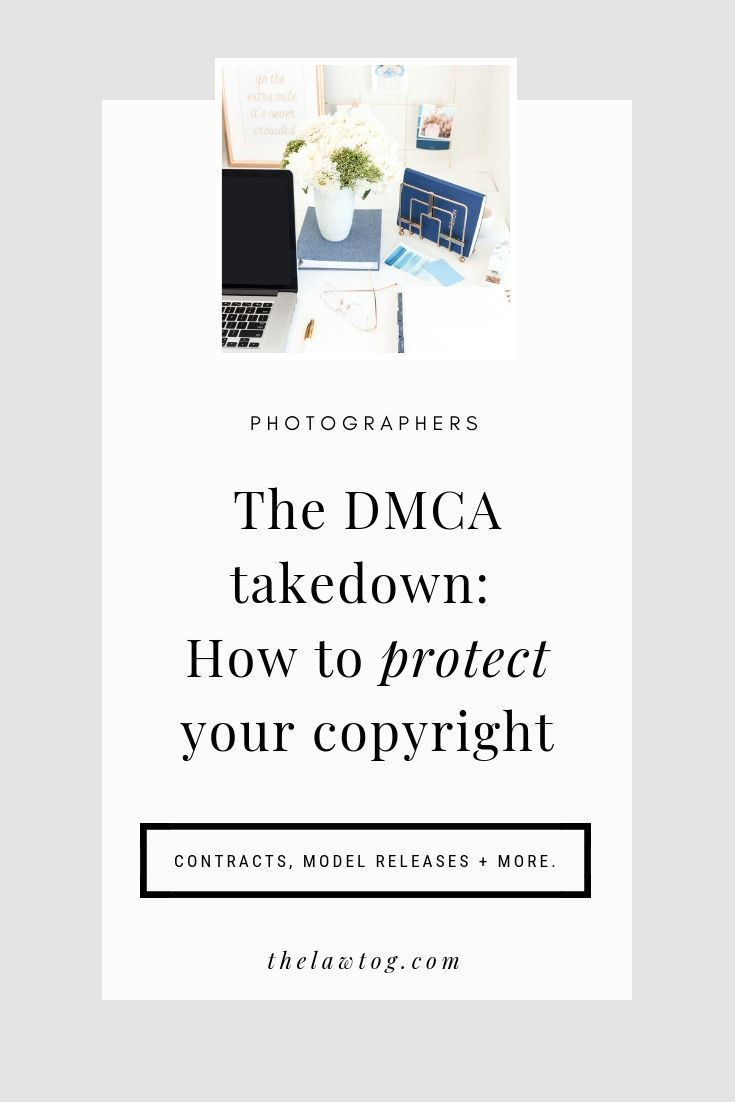 How To Send A Dmca Takedown Notice Notes Template How To