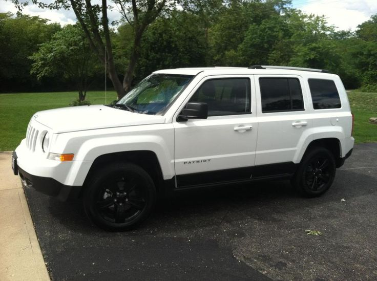 Hiya from Ohio! - Jeep Patriot Forums