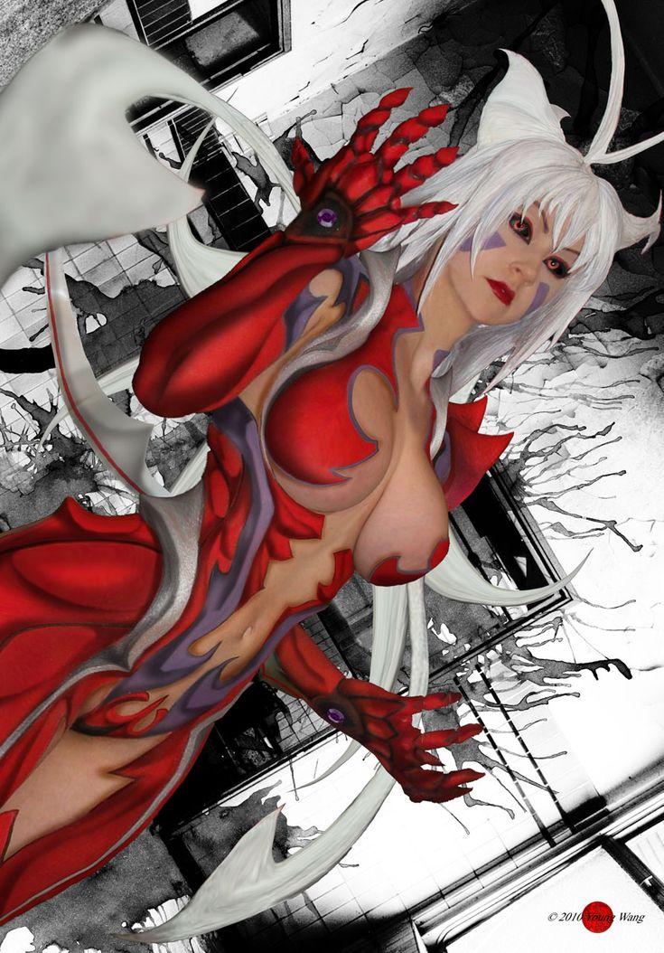 Hentai manga anime witch blade free wallpapers