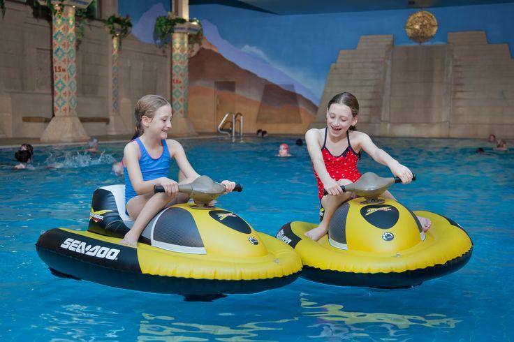 Aqua Ski Aztec Parties:  http://www.tlh.co.uk/children-s-parties