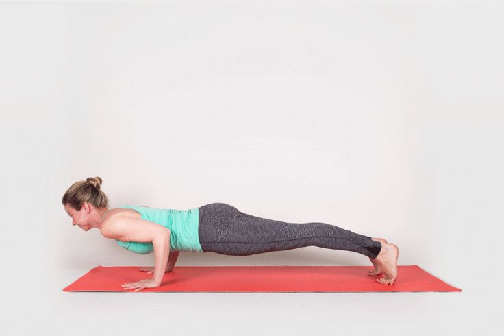 3. Upward Facing Dog http://greatist.com/move/common-yoga-poses
