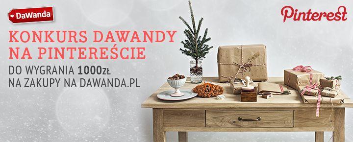 #niezchinzpasji #dawanda #konkurs  http://blog-pl.dawanda.com/2014/12/02/regulamin-konkursu-wygraj-1000-zl-na-zakupy-na-dawandzie/