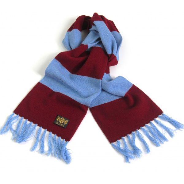 Burnley FC Cashmere Football Scarf