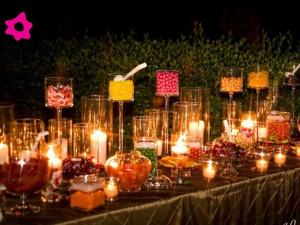 Consejos para la mesa de dulces para boda mesa dulces - Mesa de dulces para bodas ...