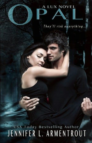Opal (a Lux Novel, Book 3) Oh SIGH! Major Hotty alert! Please tell me if you can get through the Lux series without seeing Ian Somerhalder as Damien. Just. Not. Possible.  (In the roll of Triplets! Well, one of them is a girl - but just like Meatloaf said back in 1981, 2 outta 3 ain't bad! ;)