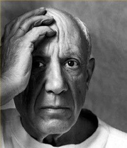 Pablo Picasso and creativity