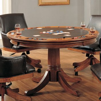 Hillsdale Furniture Park View Multi Game Table