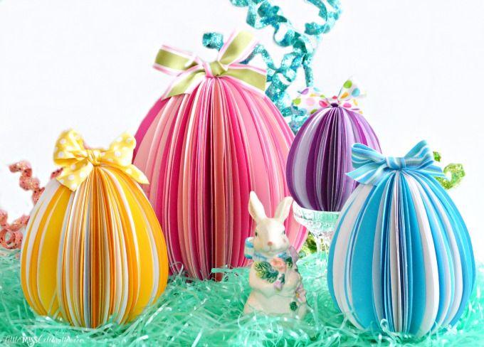 #Идеи для Пасхи. Украшаем #яйца и декорируем #дом