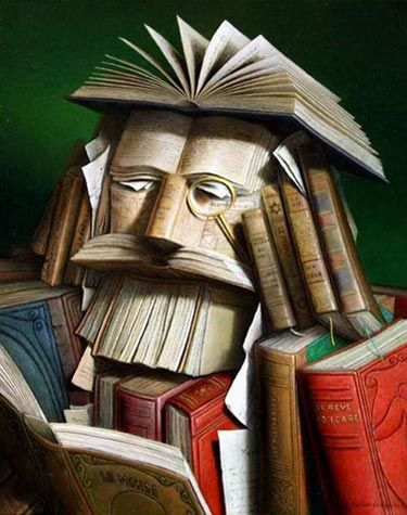 The Man In The Books by Andre Martins de Barros: Worth Reading, Books Man, Bookart, Books Art, Martin De, Books Worth, De Barro, Reading Books, Andre Martin
