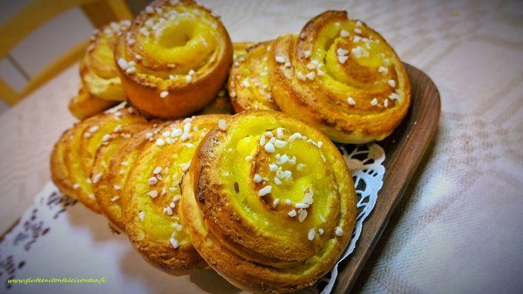 Gluteeniton vaniljapulla, Gluteenitonta Leivontaa -blogin ohje