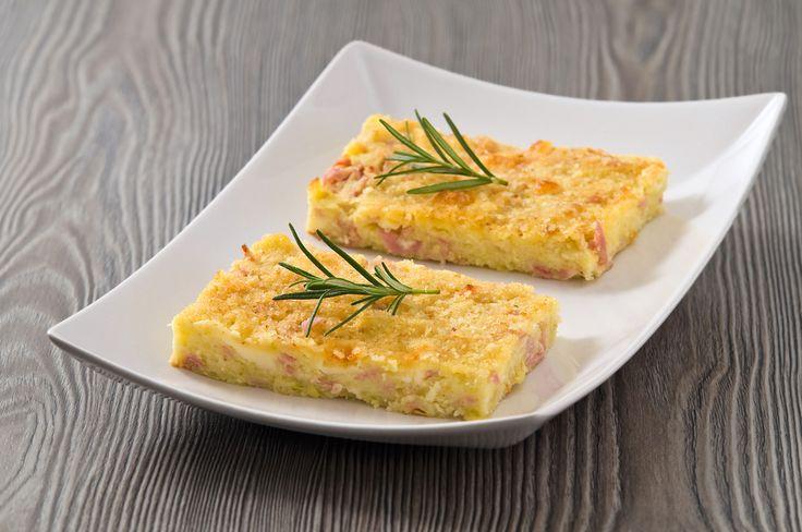 Il gateau di patate o gattò è un piatto tipico della campania. La ricetta si