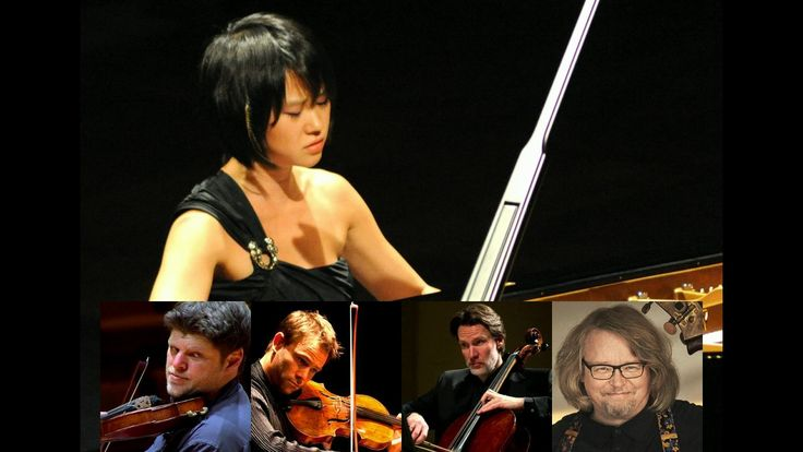 Brahms Piano Quintet: Yuja Wang & Soloists of Berliner Philharmoniker
