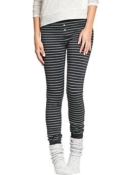 Womens Printed Jersey PJ Leggings, ok i need like seven pair for everyday of the week