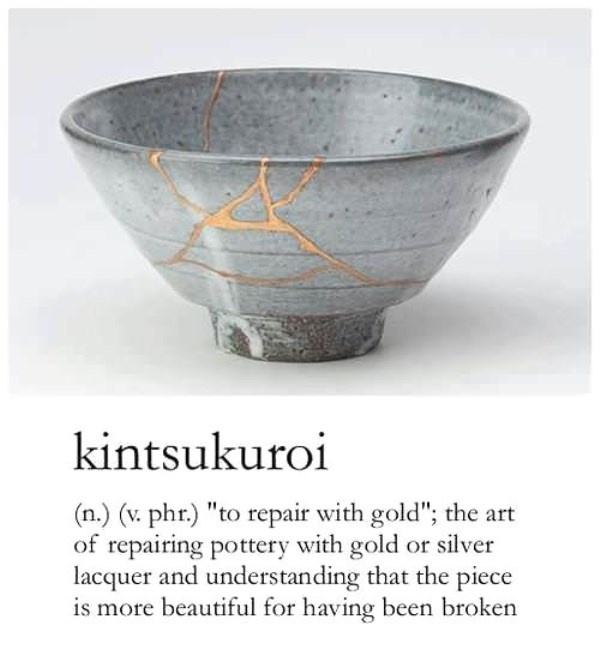 Broken Glass Bowl What It Means