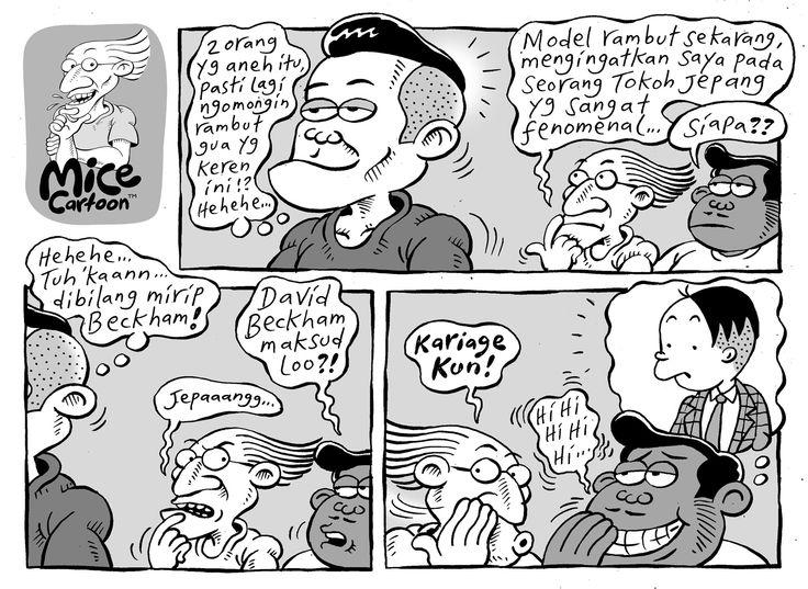 Mice Cartoon, Kompas - 17 Mei 2015: Rambut Jepang   Read More: http://tamtomo.blogspot.com/2015/05/MIceCartoonMei2015.html