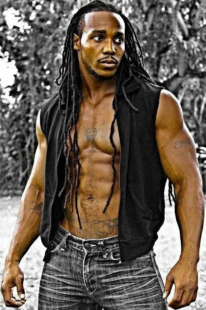 from Bode naked mens with dreadlocks