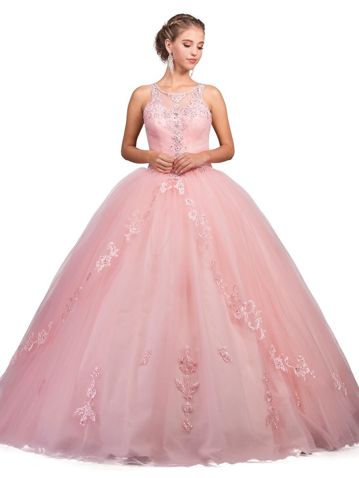 709 best Beautiful Poofy Ball Gowns images on Pinterest   Ball gown ...